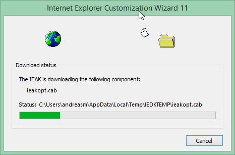 hjälpen för internet explorer 11 vista 32