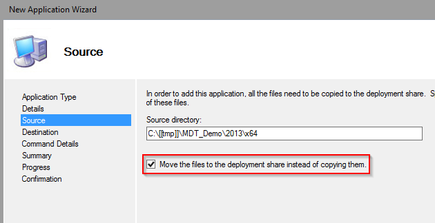 MDT Application